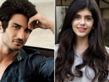 The Fault In Our Stars remake: Sushant Singh Rajput, debutante Sanjana Sanghi in Mukesh Chhabra's directorial debut