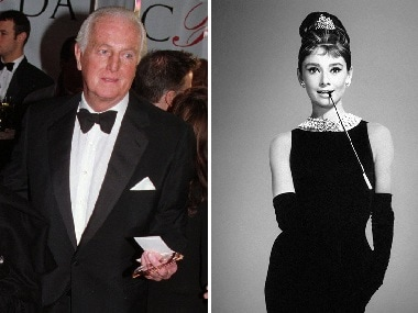 Legendary fashion designer Hubert de Givenchy, famous for his little black dress, dies aged 91
