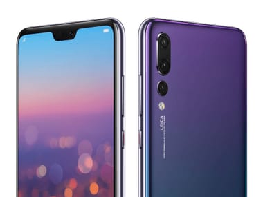 Huawei P20, P20 Pro, P20 Lite renders reveal colour options as company begins teasing its triple-camera setup
