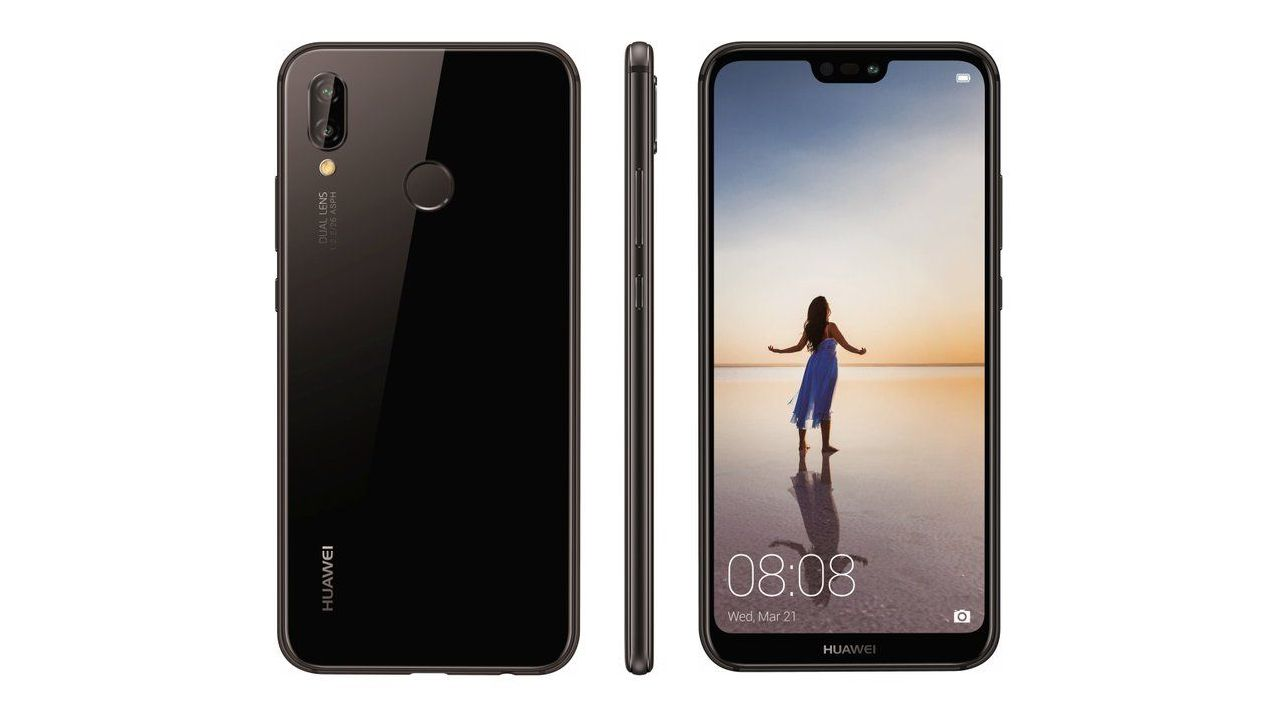 Leaks Show The Huawei P20's Three-Lens Camera