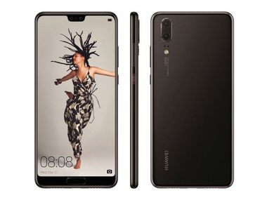 Leaked image of the Huawei P20 series featuring a notch and iPhone X-like camera leave little to the imagination