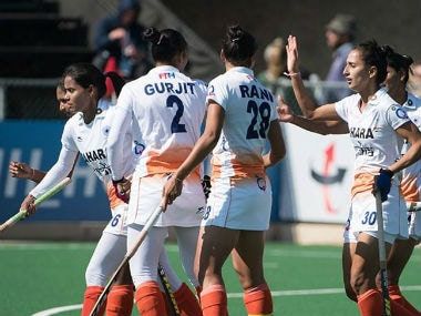 India women's hockey team clinch 3-1 series win over South Korea after final game ends in stalemate