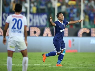 ISL 2017-18: Classy Chennaiyin FC score tactical victory over FC Goa in second leg to qualify for final