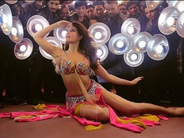 Jacqueline Fernandez pays tribute to Madhuri Dixit in Baaghi 2 song 'Ek Do Teen'; first look, teaser revealed