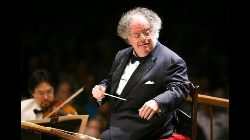 Met Opera fires conductor James Levine after 'credible evidence' of misconduct