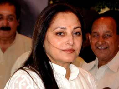 When I watched Padmaavat, Alauddin Khilji reminded me of Azam Khan, says former Samajwadi Party leader Jaya Prada