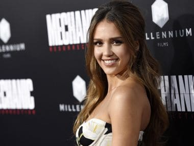 Jessica Alba to make TV return as Gabrielle Union's partner in Bad Boys spinoff series