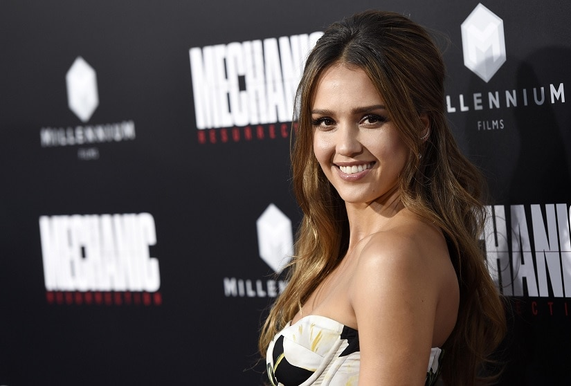 Jessica Alba Bad Boys AP
