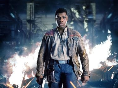 Star Wars actor John Boyega on inclusion rider: 'We are redefining and reshaping the industry'