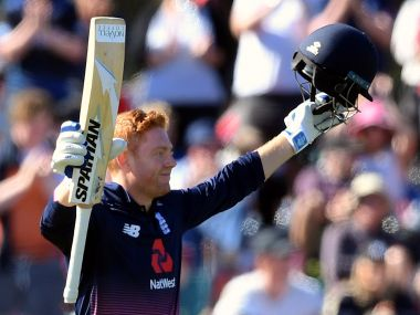 New Zealand vs England: Johnny Bairstow's ton personifies visitors' new-found ruthlessness in crunch games