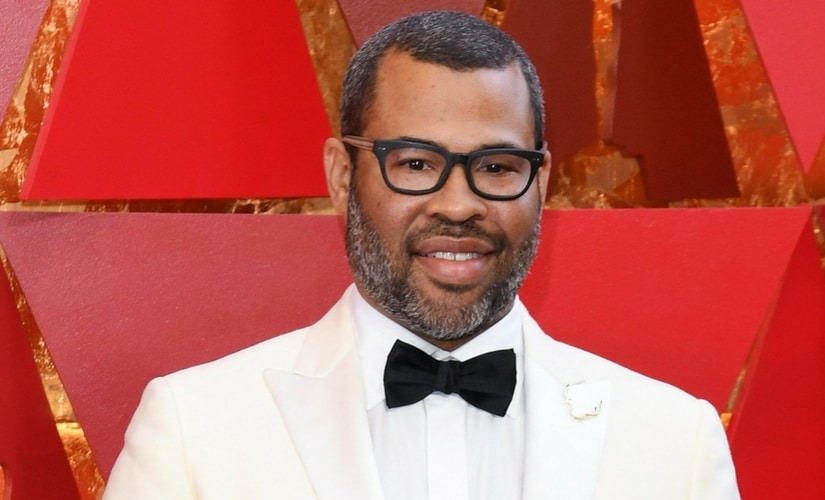 Jordan Peele at the 90th Academy Awards/Image from Twitter.