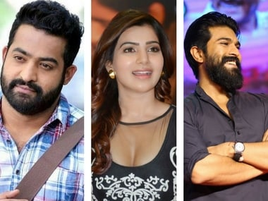 Jr NTR, Ram Charan head to Los Angeles for a special photoshoot for SS Rajamouli's untitled multi-starrer