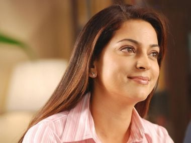 Juhi Chawla set to reunite with Arshad Warsi in Niddish Puuzhakkal's upcoming film