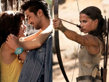 Tomb Raider, Dil Juunglee, 3 Storeys, Hate Story IV: Know your releases