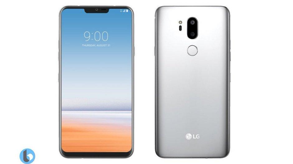LG G7 Neo. Techbuffalo