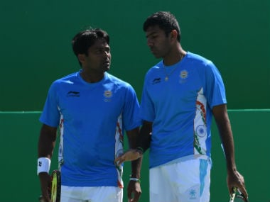 Differences between Leander Paes and Rohan Bopanna first crept up in 2012. AFP