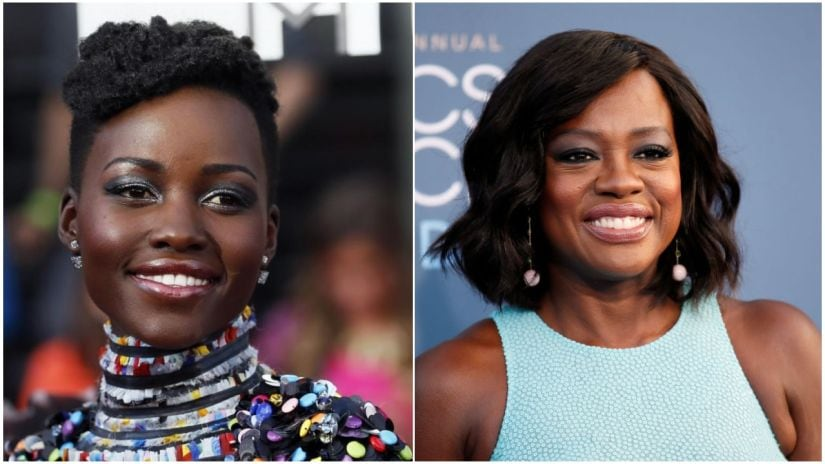 Lupita Nyong'o & Viola Davis Is The Mother-Daughter Team We've Always Needed