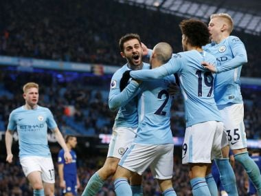 Manchester City moved closer to clinching the Premier League title with win over Chelsea at the Etihad stadium. Reuters