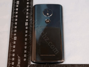 Moto G6 Play images seen on Taiwan certification agency NCC, also the Moto E5 Plus specifications leak
