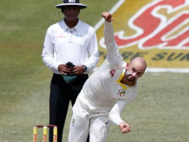 South Africa vs Australia: Nathan Lyon fined for AB de Villiers run out incident in Durban Test