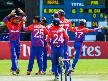 Nepal captain Paras Khadka continues to be team's rock, but it's the youngsters who helped them achieve ODI status