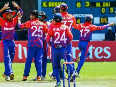 ICC World Cup Qualifier 2018: Nepal secure ODI status after beating Papua New Guinea by six wickets