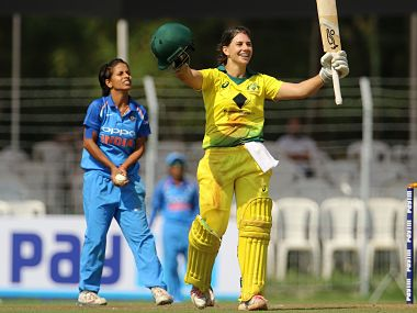 India Women vs Australia Women 2018: Nicole Bolton's century, Jess Jonassen four-for lead visitors to an emphatic 8-wicket win