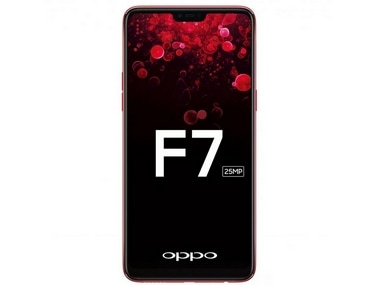 Oppo F7 with an iPhone X-like notch may be unveiled in India on 26 March