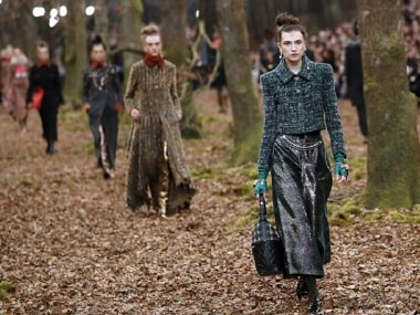 Chanel faces wrath of activists who allege that the luxury brand chopped down century-old trees for Paris Fashion Week