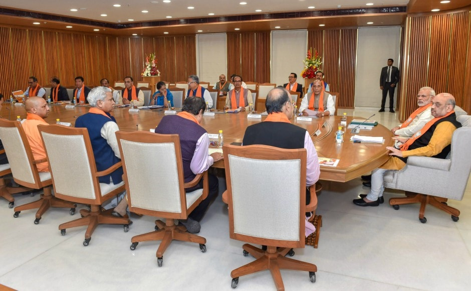 This was the third such chief ministers' council meeting, after previous ones were held on 21 August and 25 September last year. PTI