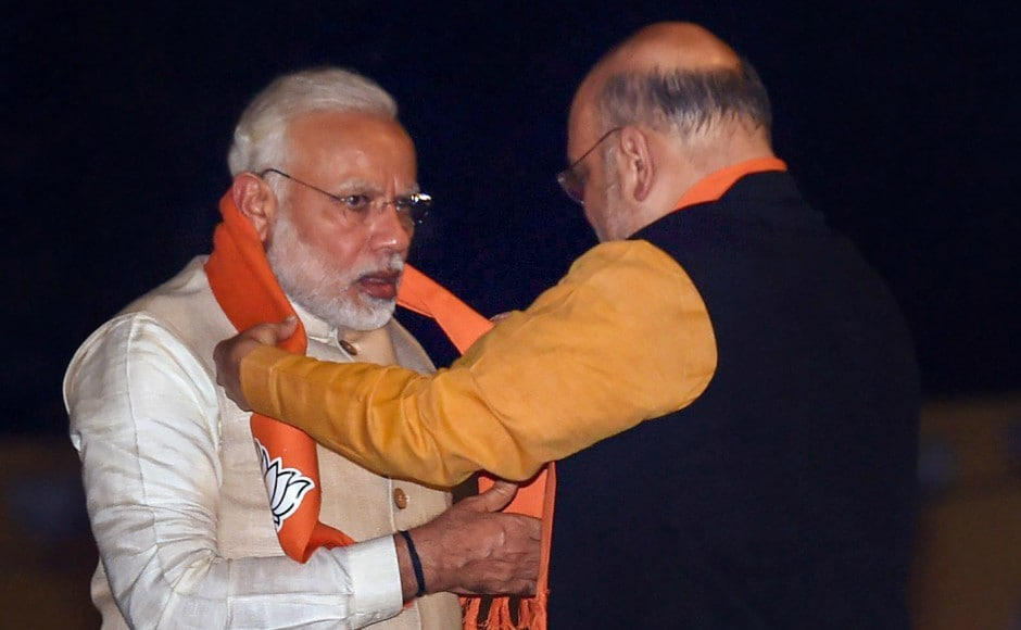 According to party sources, the BJP leadership had sent a five-point note, asking all leaders to come prepared for the meeting. PTI