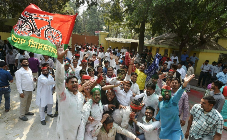 Bihar BYPOLL: Controversy over Gorakhpur counting process