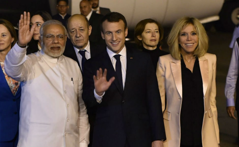 Will French president's India-visit be significant for India?