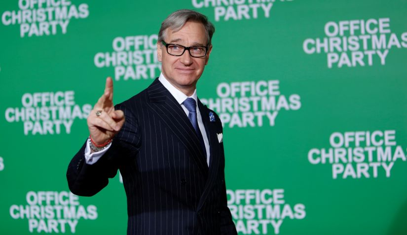 """Director Paul Feig poses at the premiere of """"Office Christmas Party"""" in Los Angeles, California U.S., December 7, 2016. REUTERS/Mario Anzuoni - RC11676F5D80"""