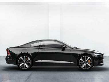 Volvo's Polestar 1 debuts at the Geneva Motor Show, pre-orders starting from 13 March