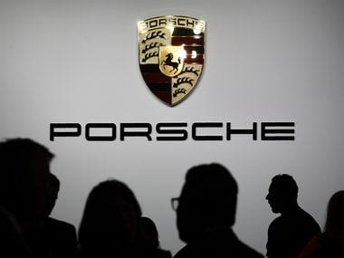 Porsche is studying flying passenger vehicles but says it could take a decade before it is commercially available