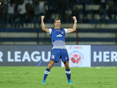 ISL 2017-18: Erik Paartalu signs contract extension with Bengaluru FC till 2019-2020 season