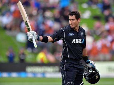 New Zealand vs England: Ross Taylor's Dunedin ton underscores his new-found consistency