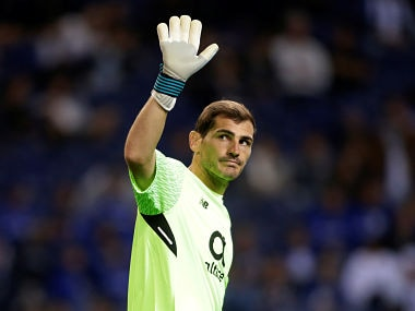 Iker Casillas to be released by cash-strapped Porto at the end of season, according to reports