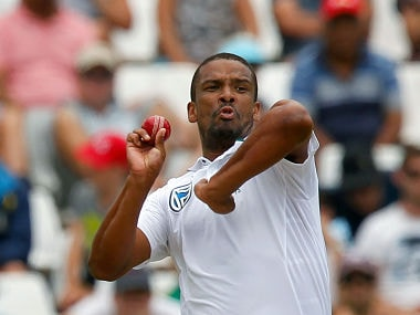 South Africa vs Australia: Vernon Philander claims his Twitter account was hacked, deletes tweet blaming Steve Smith