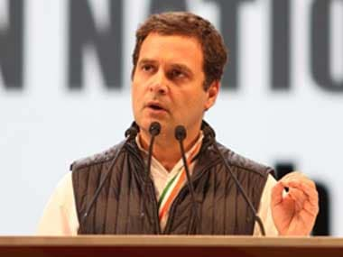 Congress plenary session updates: Modi is not fighting corruption, he is corruption, says Rahul Gandhi