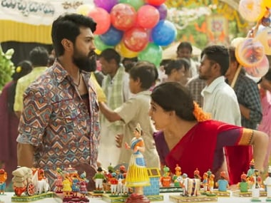 Rangasthalam trailer: Ram Charan, Samantha Akkineni shine in this rural action drama
