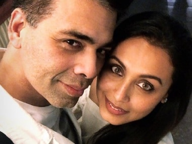 Karan Johar reveals his Hichki moment to Rani Mukerji: I was teased in school for my girlish voice