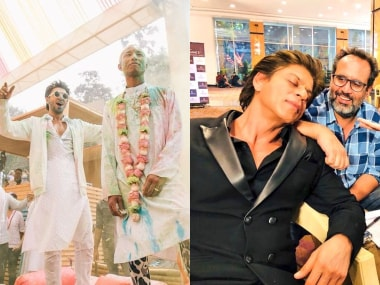 Ranveer Singh, Pharell Williams play Holi; SRK, Katrina on Zero set: Social Media Stalkers' Guide