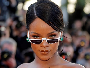 Snapchat stock takes a battering as Rihanna blasts company for making light of domestic violence