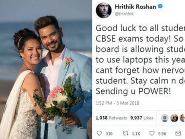 Keith Sequeira, Rochelle Rao tie the knot; Hrithik Roshan wishes CBSE students: Social Media Stalkers' Guide
