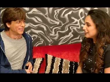 My greatest 'Hichki moment' is the death of my parents: Shah Rukh Khan to Rani Mukerji