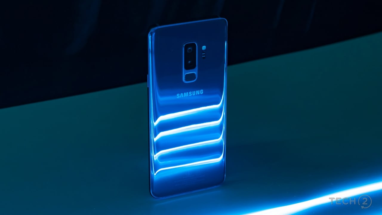 Samsung Galaxy S9 Plus review: Dual camera and