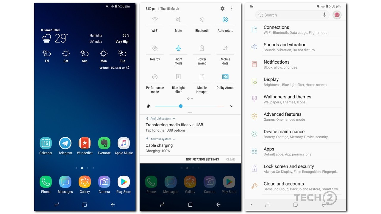Samsung Galaxy S9 Plus Review Dual Camera And