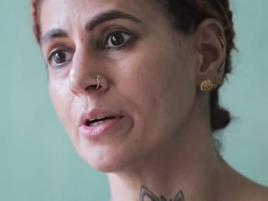 Sindhustan: Sapna Bhavnani retraces roots, tattoos history onto her body in a new documentary